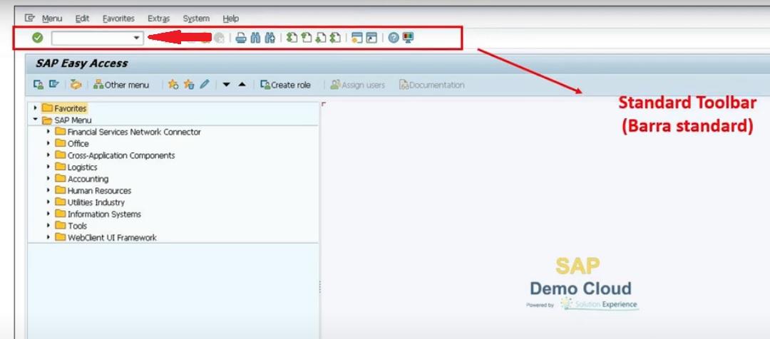 SAP ERP: come visualizzare i nomi tecnici delle transazioni